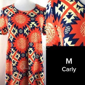 LuLaRoe Carly Dress High Low